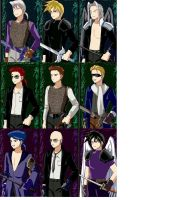 FF charrys into anime. by Cloud-Strife-FF-VII