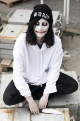 Jeff The Killer Cosplay #1 by 0ktavian