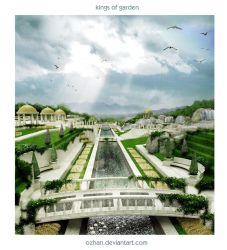 kings of garden by ozhan