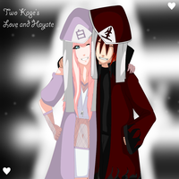 Two kages by Lolalilacs