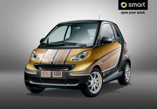 Smart Fortwo: Be Smart by Gurnade