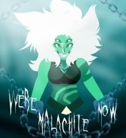 Malachite by pinkiecitrine