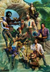 Archaeology: The Stranglethorn Expedition by Belvane