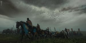 Bannockburn: The English by Magnus-Strindboem