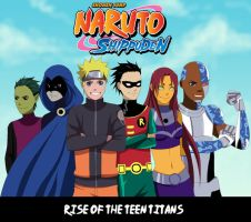 CM: Naruto Teen Titans by Chloeeh