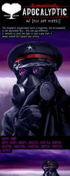 Romantically Apocalyptic #3 [YOU ARE HIRED] by alexiuss