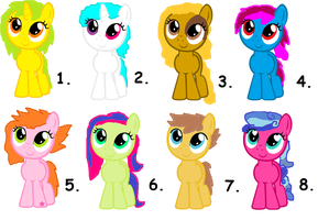 MLP FIM:Adoptable(OPEN) by cottoncloudyfilly
