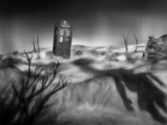 An Unearthly Child Speed Paint by jinkies36