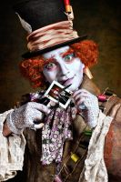Mad Hatter by LIVIUMphotography