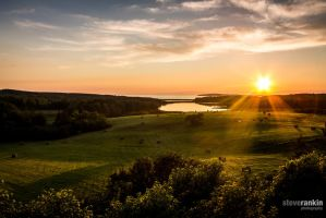 From Field to Pond to Sea by steverankin