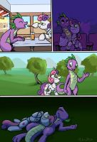 Sweetie Bot's Day Out by Shieltar