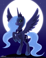 Happy Luna Day by johnjoseco