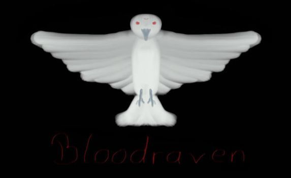 Bloodraven by Ladyblanche85