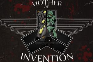 Mother of Invention by SaintAsh