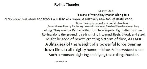 Rolling Thunder by InLifeIsDeath