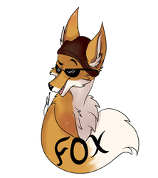 Fox ( request drawing) by 0ppai-Senpai