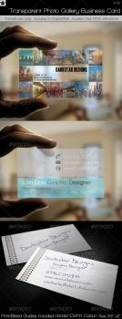 Business Cards 3 in 1 Bundle 3 by HollowIchigoBanki