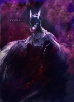 another batman by DreamMaze