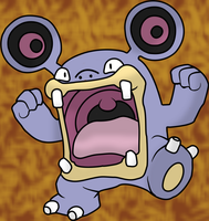 Loudred from Pokemon