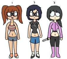 Free Adoptables Batch 169 (Closed) by D-Prototype