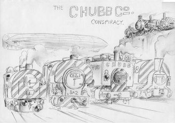 The Chubb Co. Conspiracy by PaxAeternum