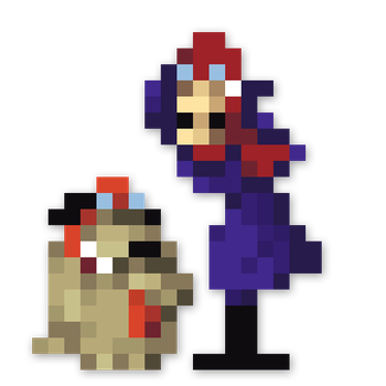 Day #117 - Dick Dastardly And Muttley by JINNdev
