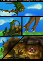 TLoH: TCoE - Page 1 by Hazelthedragoness