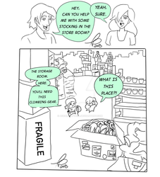 Stock Room Comic by AceArtistTara