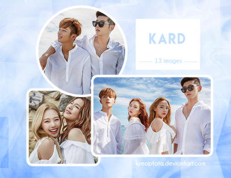 [PHOTOPACK 006] KARD by kyeoptata