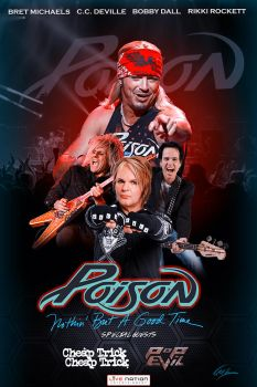 Poison Live 2018 by PZNS