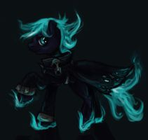 Nightmare night Vicke (commission) by Tracyelicious
