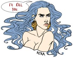 Vera by BlueSoulber