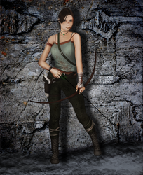Tombraider-reborn-contest by lecouin