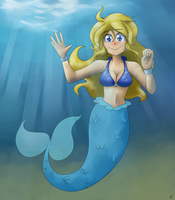 MerMay Michelle 2018 by CoosCoos
