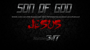 Son of God by Christsaves
