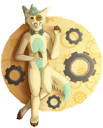 Clockwork - [commission] by VictoriaAscencio