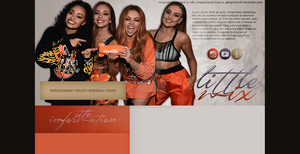 LITTLE MIX FREE DESIGN by designsbyroth