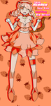 Tokyo Mew Mew Sucre Glace | Mew Apricot by MSTieMiss