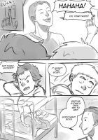 The Monster under the Bed p2 by staypee
