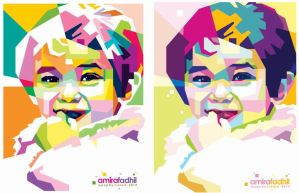 Amira cute baby by opparudy