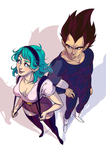 DBZ - You And Me - Vegebul