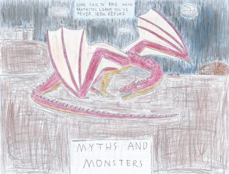 Myths and Monsters Begin by PCAwesomeness