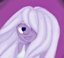 Amethyst (Steven Universe) by Flow3rface