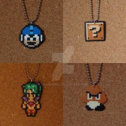 Necklace Collection 3 by Brainader