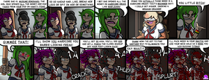 Dank Midori #53 - Driving Rivals to Murder by TheCittiverse