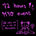 CLOSED! [ MYO EVENT ] by qhost-milk