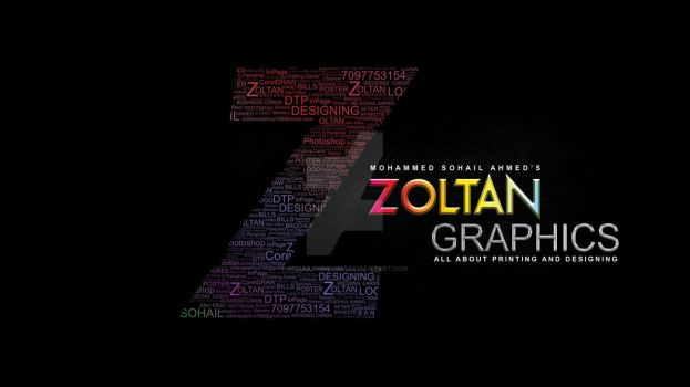 Zoltan Graphics by sohailahmed222