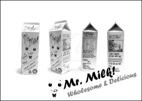 Mr. Milk by memai-kins