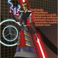 Old Republic: Sith Inquisitor by alorix