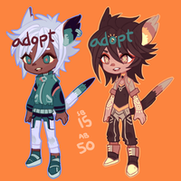 Adopts: cats cats (closed) by ldn483